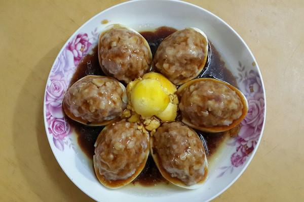 鸡蛋瓤肉的做法