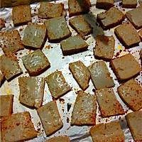 香辣烤豆腐的做法图解6