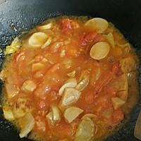 一个人的午餐——西红柿鸡蛋盖饭的做法图解5