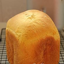 #东菱云智能面包机之南瓜土司#