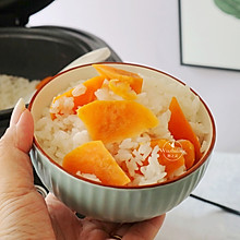 【地瓜焖饭】减脂主食