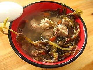 金线莲排骨汤
