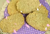奶香燕麦饼干的做法