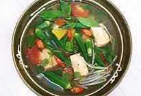 越式酸辣汤的做法