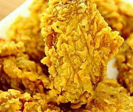 面包糠烤鸡翅(烤箱/空气炸锅)的做法