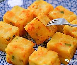 鳕鱼豆腐 宝宝辅食食谱的做法