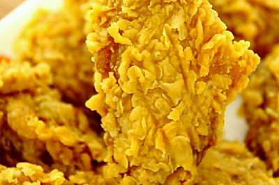 面包糠烤鸡翅(烤箱/空气炸锅)