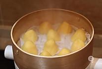 玉米面窝窝头(不发酵版)的做法