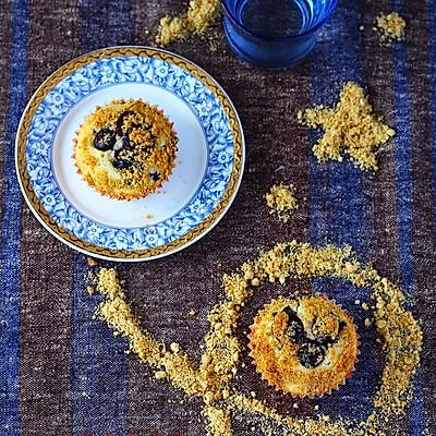 金顶蓝莓马芬老板R015烤箱试用