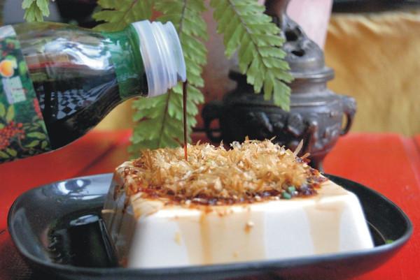和风豆腐的做法