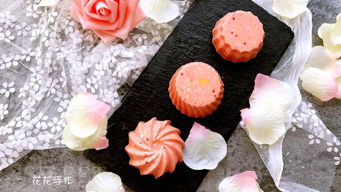 红曲芝士小蛋糕