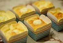 北海道戚风蛋糕(6个)的做法