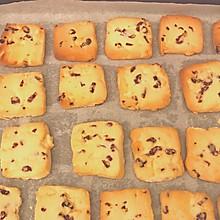 蔓越莓饼干(蓝莓饼干)