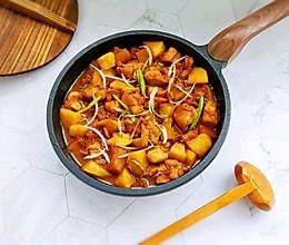 #橄榄中国味 感恩添美味#儿时鸡腿锅的做法