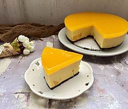 8寸芒果慕斯蛋糕的做法