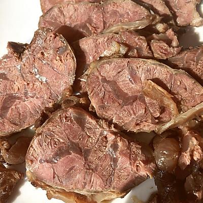 五香酱牛肉(卤牛肉)