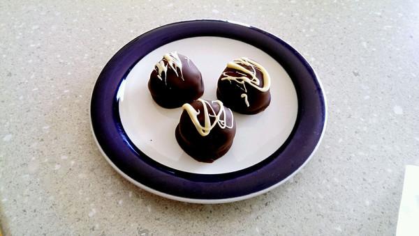 奥利奥巧克力球