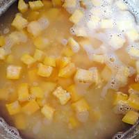 健脾养胃、清肠润燥--大小米红薯粥的做法图解7