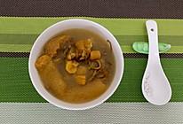 猴头菇竹荪养胃汤的做法