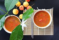 西红柿浓汤的做法