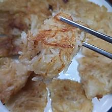 #憋在家里吃什么#土豆煎饼