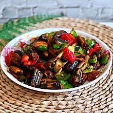 辣炒黄鳝段(快手菜)