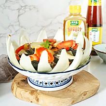 #太太乐鲜鸡汁芝麻香油#鸡汁时蔬