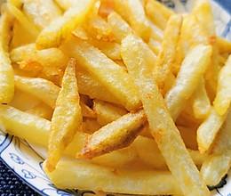 土豆薯条的做法
