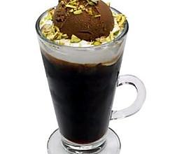 冰淇淋咖啡的做法