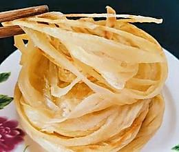 在家做酥到掉渣的金丝饼的做法