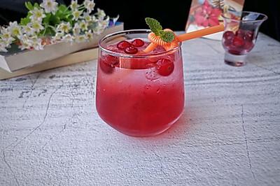 蔓越莓果冻爽