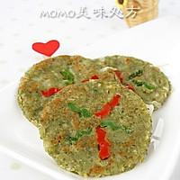 绿豆泥煎饼: 喝腻了绿豆汤?尝尝这个