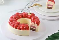 花椒树莓白巧慕斯的做法