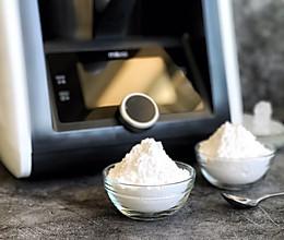 20秒就可以研磨出洁白细腻的冰糖粉