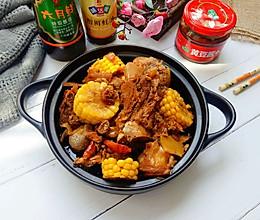 #中秋宴,名厨味#酱大骨的做法