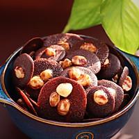 #今天吃什么#夏威夷果仁巧克力脆脆香的做法图解20