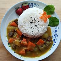 牛肉咖喱饭的做法图解9