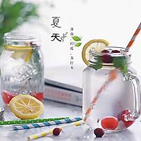 清凉苏打水的做法图解4