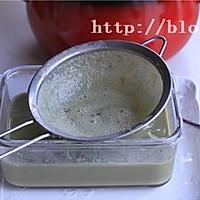 抹茶豆腐冻的做法图解11