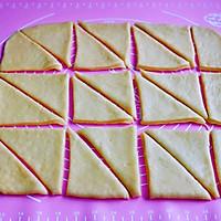 #夏日撩人滋味#三角喜饼的做法图解8