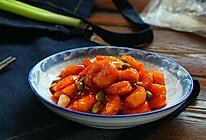 茄汁脆皮虾球#柏翠辅食节-营养佐餐#的做法