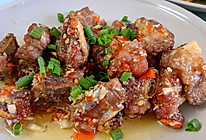 家常菜-蒜香排骨的做法