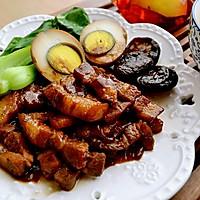 台湾卤肉饭的做法图解4