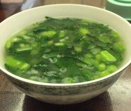 青菜钵的做法