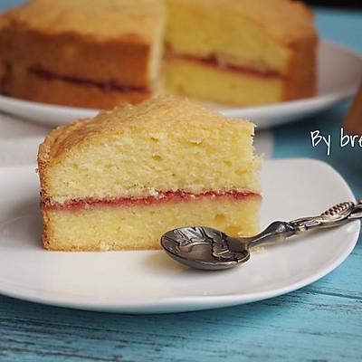 维多利亚三明治蛋糕