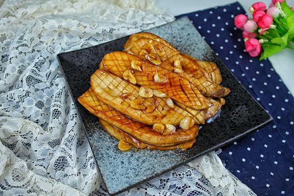 蒜香杏鲍菇的做法