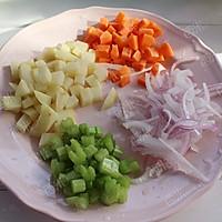 家庭版罗宋汤#宜家让家更有味#的做法图解3