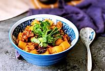 #精品菜谱挑战赛#红烧萝卜牛腩的做法