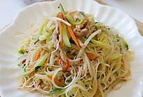 清爽的台式炒米线的做法