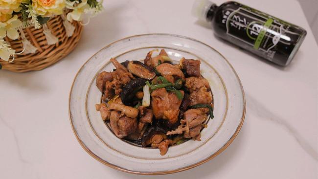 超好吃、饭也多吃几碗‼️【香菇滑鸡】的做法